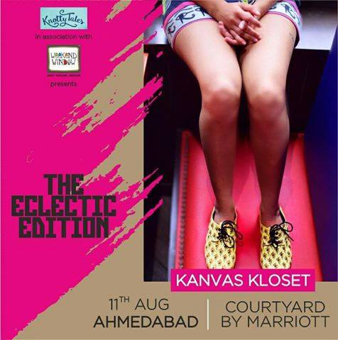 Transforming your favorite Indian patterns to create the funkiest footwear in town (which you can share with your mom, entouragetoo!) are Kanvas creations. Make your feet pop and confidence soar by popping on a pair of our #kanvaskloset -------------------------------------------- 📍 The Courtyard Marriot, Ahmedabad Hurry to the #WeekendWindow #TheEclecticEdit in association with #KnottyTales before their footwear flies off the shelves --------------------------------------------#weekendwindow #eclecticedit #courtyardmarriot #ahmedabad #kanvaskreations #fun #footwear #funky #luxury #shoptillyoudrop #shoelovers #trendy #instyle #handmade #crafted #couture #popup #shoe #shoes #quirky #knottytalespopup #theweekendwindow #lbb #shoegasm #shoegame #fashion #jewellery #accessories #apparels #womensclothing
