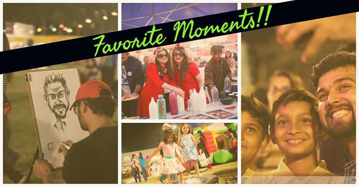Throwback to favourite memories!! Happiness fully loaded! We try to being the best each edition - shopping, food, music, entertainment and kids activities.  #weekendwindow #fleastival #fleamarket #shopping #games #music #food #foodaholicsinahmedabad #thecomedyfactory #entertainment #djveee #kidsactivities #madness #familytime #friendship #celebratinglife
