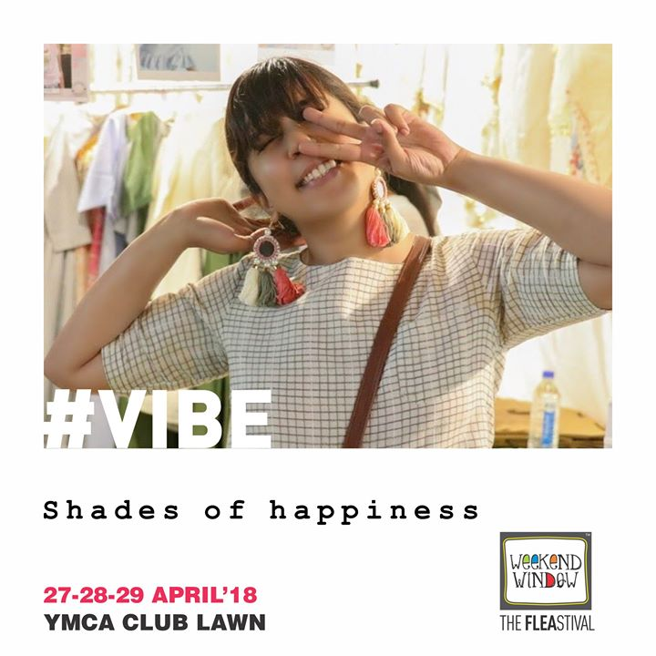 Feel Happy! Feel Light!   Watch out for the amazing brands and an all together different experience curated specially for you to bring in a splash of breezy vibes & happy smiles!  27-28-29 April, 2018 at YMCA International Centre - Ahmedabad.  #ww13 #weekendwindow #thefleastival #happiness #shop #explore #indulge #fashion #style #flaunt #shoptillyoudrop #fleamarket #kidsactivities #food #foodlovers
