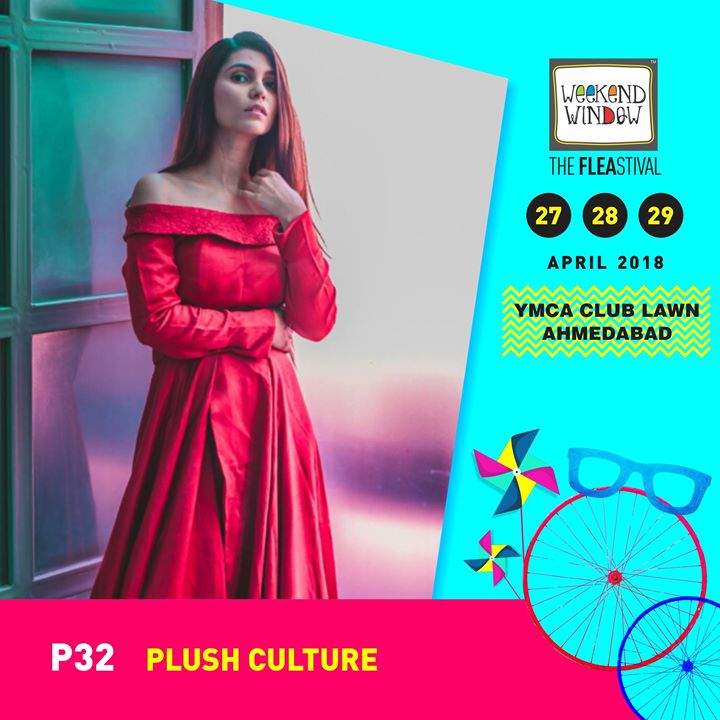 Plush Culture is a fashion forward couturier that offers unique fresh fashion, known for its trendy and chic Haute Couture outfits. They are out with some very stylish cuts and styles for this summer. Check them out!  #weekendwindow #theFLEAstival #happysales #summershopping #food #music #kids #entertainment