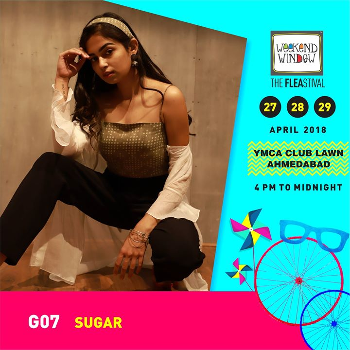 Label Sugar - a special designer label for teens by MONSOON is here to launch its first collection of western wear. Priced below just Rs. 1500, this label is surely to make a mark in teens clothing.  Date:27-28-29 April Venue: YMCA International Centre - Ahmedabad Time: 4pm to midnight  #weekendwindow #theFLEAstival #teens #teenswear #girld #affordable #ww13 #fleamarket #shopping #kids #music #food #entertainment