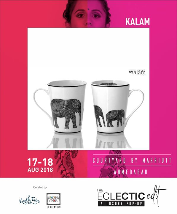 Kalam by Sheetal K. Majithia is a quirky label that converts doodle art into an array of stylish gifting options that are classy and niche. Get your own theme designed and converted into classy timeless pieces for signature gifting.  65+ designer labels showcasing at The Eclectic Edit - Season 3 curated by Knotty Tales & Weekend Window  #signature #art #quirky #classy #doodle #gifting #personalized #niche #design #theeclecticedit #knottytales #weekendwindow #luxury #popup #shopping