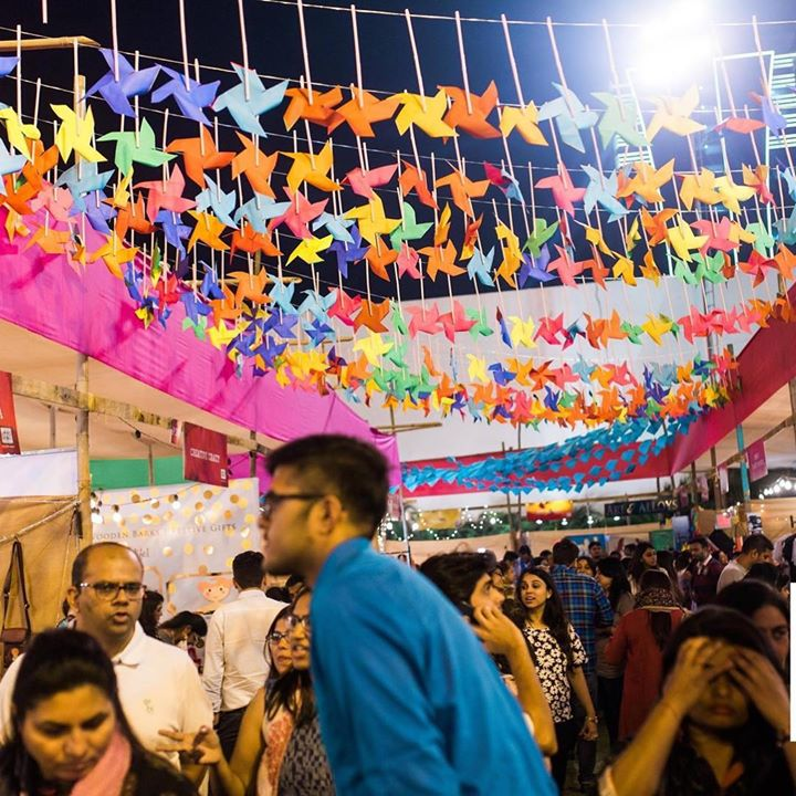 Bringing back the magic this Diwali in Rajkot!!! 😍  Get ready...  #weekendwindow #rajkot #shopping #fun #flea  @ Rajkot, Gujarat