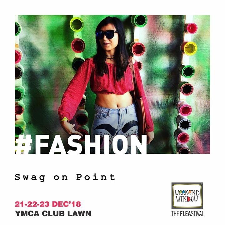 Fashion On Point and Centre of Everything at Weekend Window! <3  Date: 21-22-23 December, 2018 Venue: YMCA Club Lawn, Ahmedabad Timing: 4 pm to 11 pm #vibe #weekendwindow #fleamarket #shopping #fashion #jewelery #fashionaccesories #musthaves #designerwear #fleastival #countdownbegins