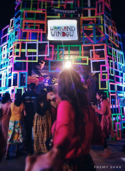 #ThrowbackThursday  Throwback to the memories of the previous edition of Weekend Window and we just cannot wait to open gates tomorrow for all of you!!!  Weekend Window :  begins from tomorrow Date: 21-22-23 December, 2018 Venue: YMCA Club Lawn, Ahmedabad Timing: 4 pm to 11 pm #weekendwindow #fleamarket #shopping #fashion #jewelery #fashionaccesories #musthaves #designerwear #fleastival #countdownbegins