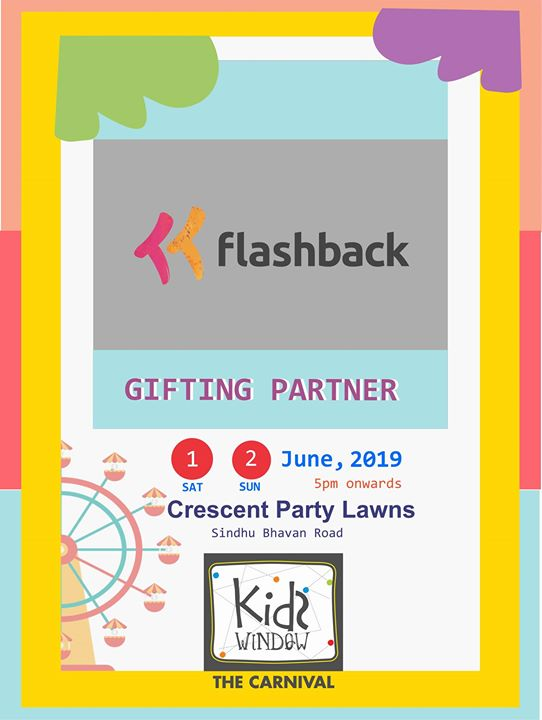 At Kids window carnival we partnered with Flashback as a gifting partner, to surprise the little ones with the best.  Are you ready to get the cutest gift?  #weekendwindow #kidswindow #kidscarnival #carnival  #happiestplacetobe #fashionweekend #kidsspecial #childhoodmemories #smilesallaround #windowtohappiness #funweekend