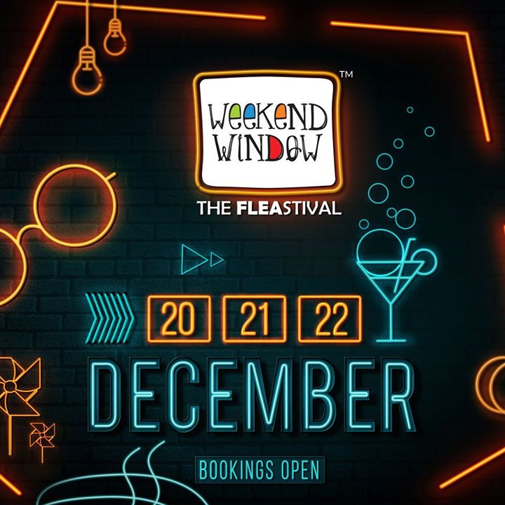 BOOK YOUR SPOT NOW!!  Great creativity, super vibes and more HAPPINESS!  Block your calenders for Christmas weekend as we are going to kick in just the best in aapnu Amdavad.. 💕 . . . Date : 20-21-22 December, 2019 Venue : Lavish Greens, Opp. Juggernaut Cafe, Sindhu Bhavan Road . . . #weekendwindow #windowtohappiness #activities #music #fun #selfies #happiness #theFLEAstival #ahmedabad #fleamarket #shopping #bookingsopen