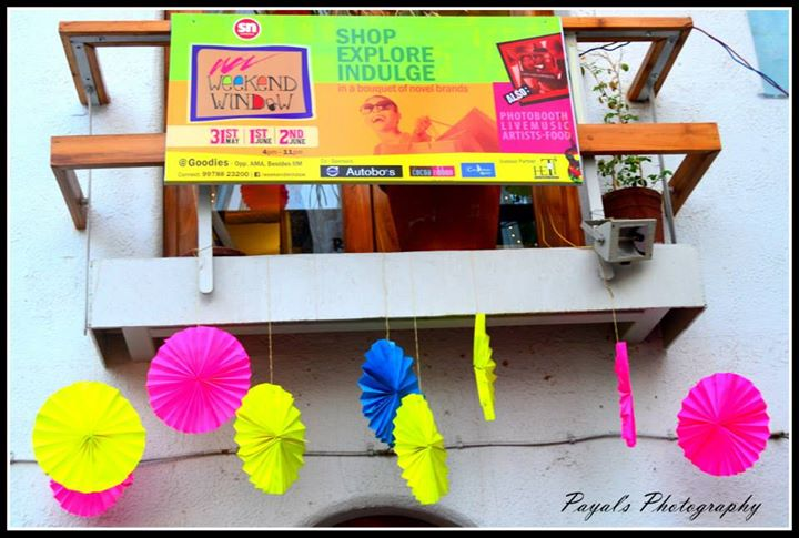 Awesome clicks by Payal Basotia!! Thanks a tonn Footprints  for making Weekend Window so special... :)