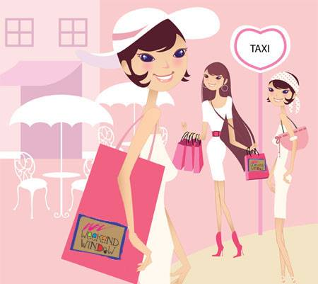 Get ready for fun filled shopping experience again!