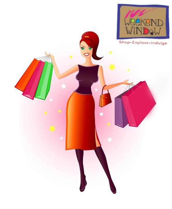 Ready for shopping extravaganza again?????  Weekend Window is back with a bang in December.....call us to book your space now! Only few left!!