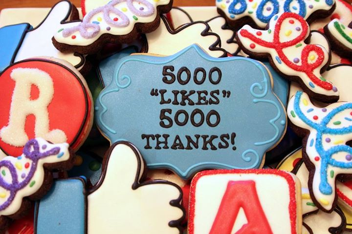 Thank you everyone for your support & love!   We made it 5000+ :)