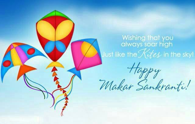 Wishing you all a safe and happy  Uttarayan! :)