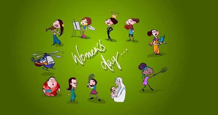 Weekend Window Team wishes all the women out there a Super Happy Women's Day!