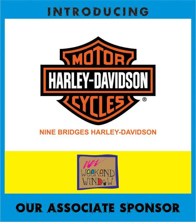 Harley Davidson Ahmedabad is now on the panel of our associate sponsor! we can't wait to have the vroom..vroom... of the bikes at Weekend Window on 23-25 May.. are you guys ready??