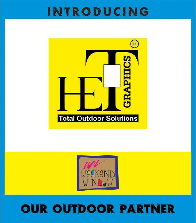 We could never have achieved it bigger without #Het Graphics as our Outdoor Partner. Having associated with us since season 1, we can never express our gratitude fully. Thanks for all the support and love!