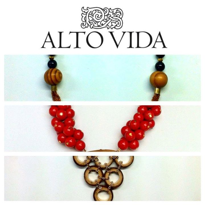 ALTO VIDA literally means 'the high life'. Designer high quality men's and ladies fashion jewelry & accessories for the popular high street fashion today. All the way from Baroda, you can find them at stall no. 24 at Weekend Window only at T3 cafe from 23-25 May from 4-11pm