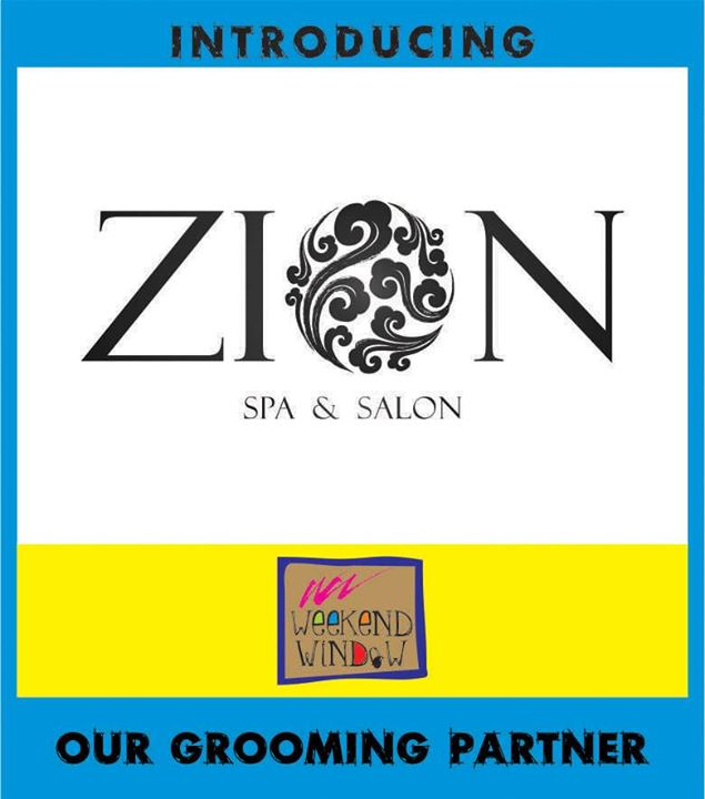 Relaxed weekends are always looked for.. We present to you our grooming partner Zion Spa & Salon! Get some tips on groomings, some free services and an amazing Spa experience at Weekend Window from 23-25 May at T3 cafe from 4-11pm