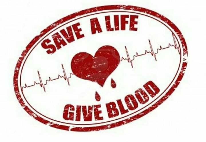Make a difference, donate blood! 14th June - World Blood Donation Day!