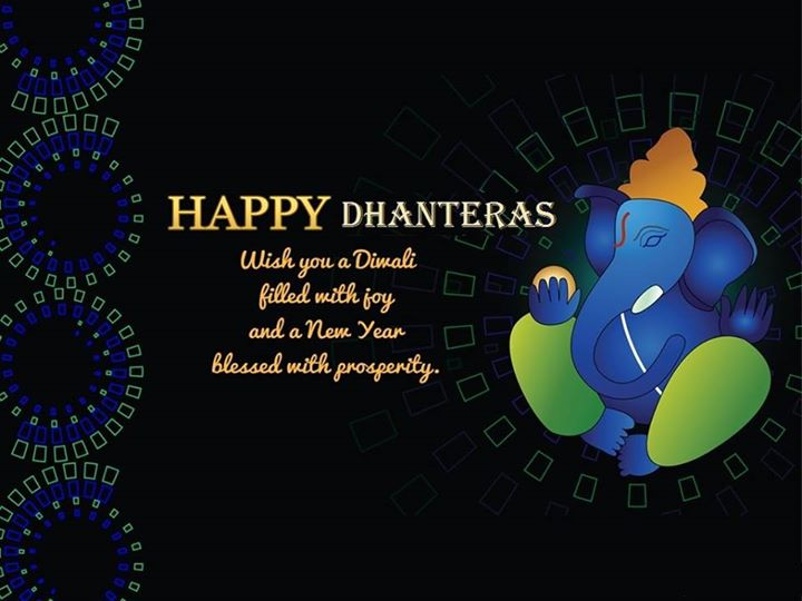 Wishing all you creative souls a very Happy Dhanteras.. :)