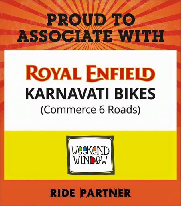 Do you have it in you?? The spunk, the cult, the eye catcher... Royal Enfield!  Weekend Window -15-16-17 May at YMCA from 4pm to midnight.  See ya!