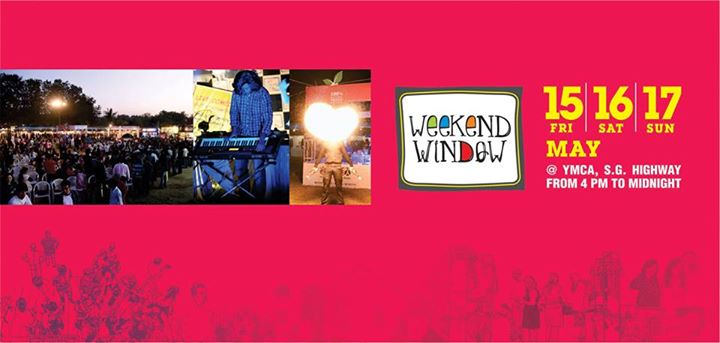 Weekend Window,  Ahmedabad's, Flea, Market., Shopping., Food.