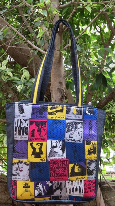 What Could be more beautiful then these Designer Handcrafted Bags.?   Have a look at the collection of Urban Ethnic BAGS at Weekend Window from 4pm to midnight on 31st oct & 1st nov at Kabir Farms, Vadodara.  Cheers! Stay Creative! Team WW