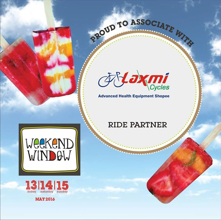 Happy to associate with our ride partner Laxmi Cycles.  Cheers! Stay Creative! Team WW #fleamarket #shop #explore #indulge #Ahmedabad #gujarat