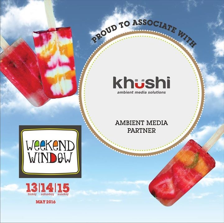 Proud to get on board with Khushi as our Ambient Media Partner.  Cheers! Stay Creative! Team WW #fleamarket #shop #explore #indulge #Ahmedabad #gujarat