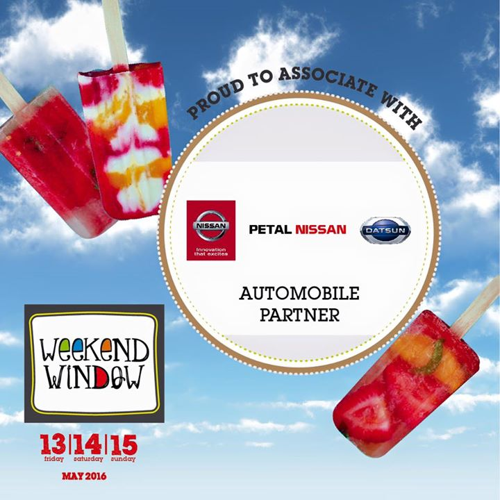 Happee to present to you our Automobile Partner - Petal Nissan!  Cheers! Stay Creative!