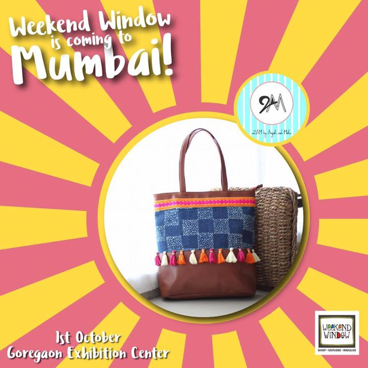 Anjali and Meha always bring forward cool vubes combined with classy chic stuff! 2AM is super excited to bring some super cool travel accessories for this Mumbai edition of Weekend Window.