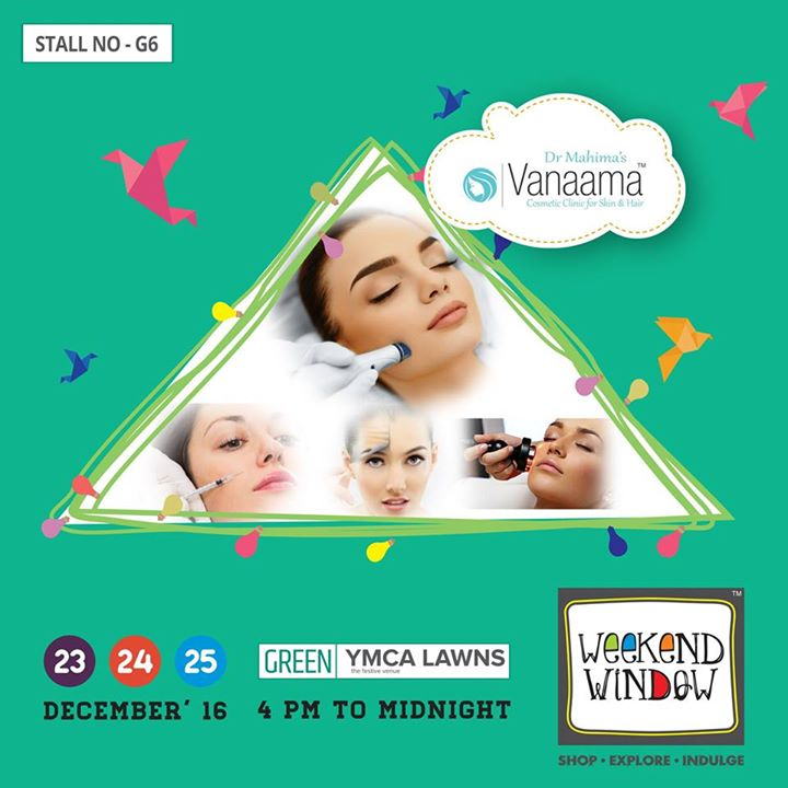 Vanaama clinic deals with problems of Skin, Hair and Aging. It Will bring you cure to all your problems. Stay connected.  Cheers! Stay Creative!