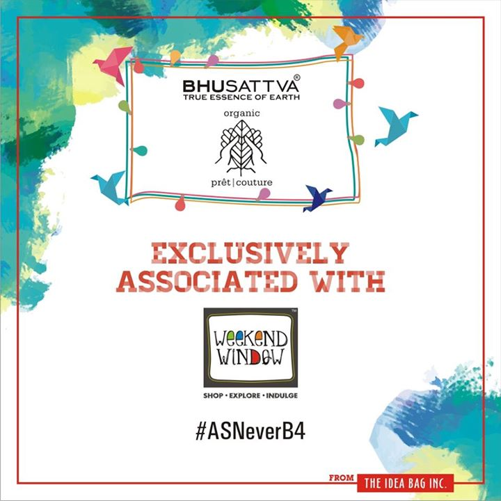 Proud to associate with Bhusattva   Cheers! Stay Creative!