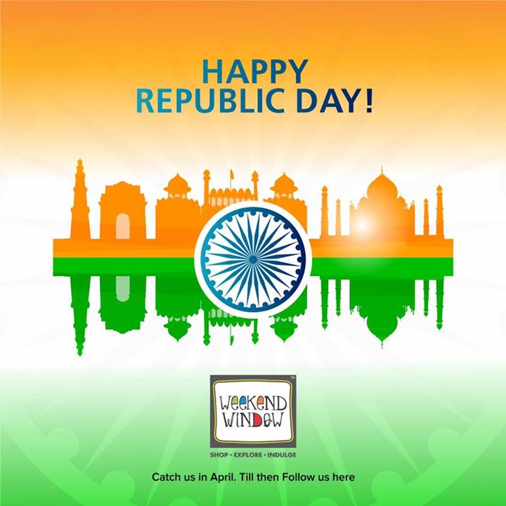 Let us remember the golden heritage of our country and be proud to be an Indian. Happy Republic Day to one and all! Vande Matram..!! 🙏  #republicday #deshbhakti #patriotism #india