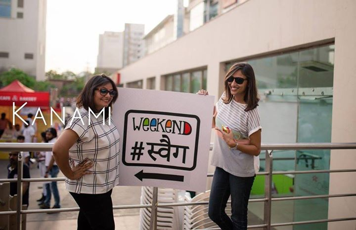 Here is the glimpse of the things took place over the days at weekend swag in Ahmedabad last year.   #weekendswagseason2 #throwback #kidsactivities #fleamarket #carnival #swagger #shopping #areyoureadyforseason2 #shopunlimited #biggerandbetter