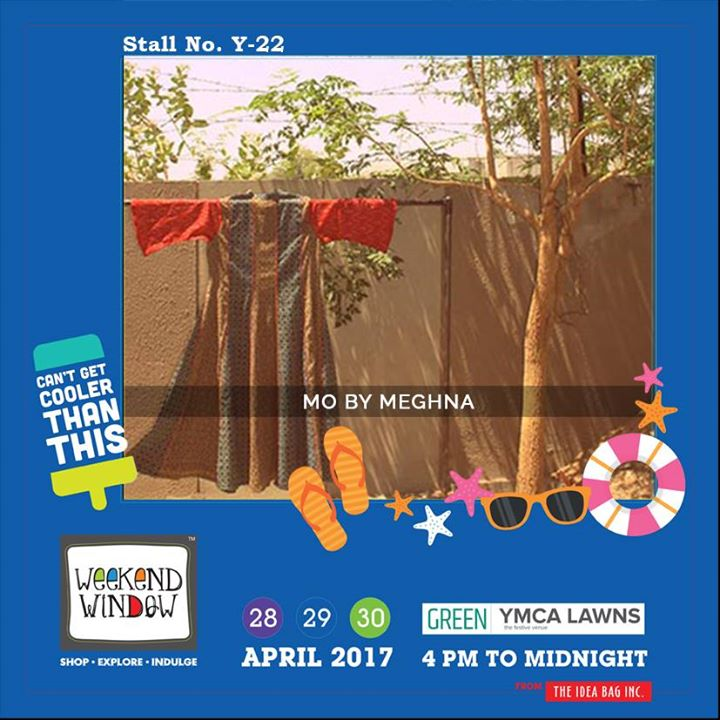 MO Pret line gives you comfort with style with the use of weaves, prints with modern cuts..!!! Get the comfort you were waiting for by MO only at Weekend Window XI..!! #WW #wwXI #summervibe #kidsactivity #surprisesloaded #experience #shop #explore #indulge #ahmedabad #shopping #carnival #11thedition #weekendwindow #chillingtime #biggerandbetter #seeyouthere