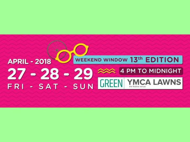 Summer colors are shining bright and loud at Weekend Window - XIII Summer Edition. It's countdonw time!!   #weekendwindow #ww13 #summer #refreshing #bright #shopping #popup #food #foodies #kidsactivities #installations #happiness #ahmedabad