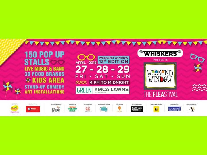 #CountDownBegins !!  180+ Shopping Pop Ups 40+ Kids activities & workshops 30+ Food Brands Life Size Installations Live Music, Stand Up Comedy, Games And Much more!!  Drum rolls to bring in the Summer Holidays with Weekend Window 13th Edition! Only 5 days to go for the biggest Flea-stival! Hope to see you all...  #weekendwindow #thefleastival #food #music #entertainment #summershopping #kids #foodaholicsinahmedabad #Mustvisit #Seeyou