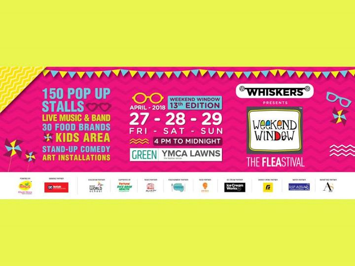 Only 4 days to go!!!! Shopping, food, entertainment and kids activities... Can't wait any more..  #weekendwindow #theFLEAstival #shopping #music #food #kidsactivities #installations #selfiepoints #whiskers #happiness #fleamarket #ahmedabad #gujarat