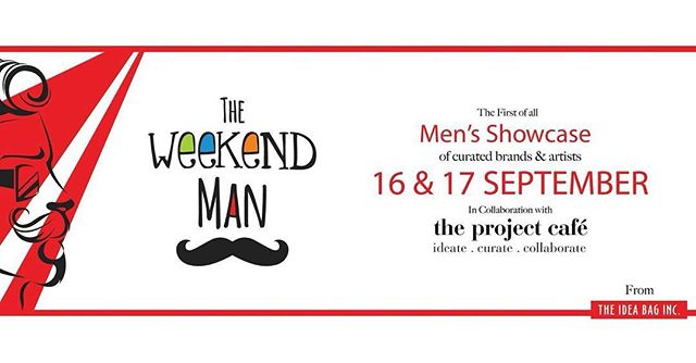 The Weekend Man - Gujarat's first all men's pop-up!! 😍 ✨  15 curated brands for the most ignored clan of the society. Women!! Come show for birthday and anniversary gift for the entire year.. 💃💗 #theweekendman #twm #mensshopping #meninstyle #dapper #him #giftsforhim