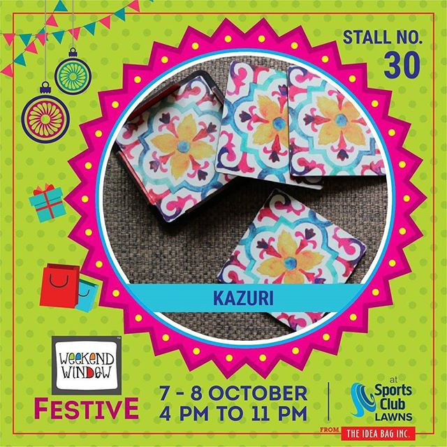 @kazuridecor is the hub for kids items specialized kids furniture,wooden home decor products, customized gifting solutions and more. Wooden Mats, Trays, Coasters and other customized gifting solutions. #weekendwindow #theideabaginc #curatedevent #diwalishopping #weekendwindowfestive #prediwali #shopping #diwaligifting #sportsclubofgujarat #diwalivibes #festivevibes #festivities #shoptillyoudrop #whatwomanwants #kidsactivities #workshops #art #craft #Foodaholics #Fun #Entertainment #music #enjoyement #love #foodporn #foodbitting #Fleamarket