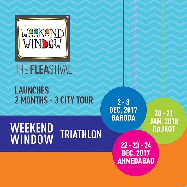 Weekend Window,  3citytour, ahmedabad, baroda, rajkot, triathlon, excited, thrilled
