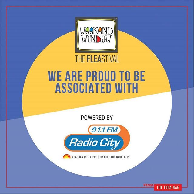 Weekend Window is powered by @radiocityindia  Vadodara team!! Kids Window is also presented by Radio City.. So buckle up Baroda, you are going to have a gala time with them this weekend.. #1daytogo Date: 2-3 December, 2017 Time: 4 pm to 11 pm Venue: Alkapuri Club Lawn, Baroda #weekendwindow #theFLEAstival #shop #explore #induge #ahmedabad #barodaherewecome