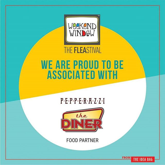 Weekend Window's food partner is @pepperazzithediner Vadodara !! Grab some delicious cuisines at THE FLEAstival. Get ready Baroda to have some delicious sizzling delicacies. #1daytogo Date: 2-3 December, 2017 Time: 4 pm to 11 pm Venue: Alkapuri Club Lawn, Baroda #weekendwindow #theFLEAstival #theunbeatable  #shop #explore #induge #ahmedabad #barodaherewecome