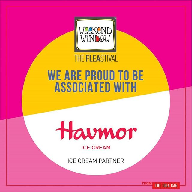 You are probably craving for smoothie or ice cream. Beardo Weekend Window XII Edition - Ahmedabad ice cream partner is @havmoricecreams Rave in the deliciousness of ice cream at THE FLEAstival.  More than 180 + shopping brands, 25 Food Brands, Kids Activities, Workshops, Entertainment, Bands, DJ & Stand Up Comedy, and a lot more...! Date: 22-23-24 December, 2017 Time: 4 pm to Mid night Venue: Karnavati Club Lawn, Ahmedabad #weekendwindow #theFLEAstival #theunbeatable #shop #explore #indulge #fleamarket #workshops #love #BeardoWeekendWindow
