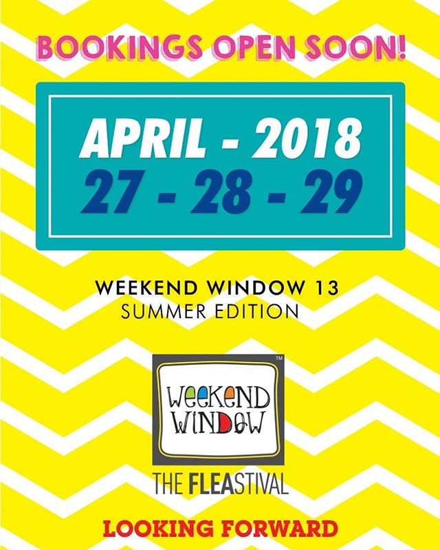 Weekend Window 13th edition!! 😍 🎉 ❤️ Announcing soon!!!! Stay tuned for more updates.. 💕