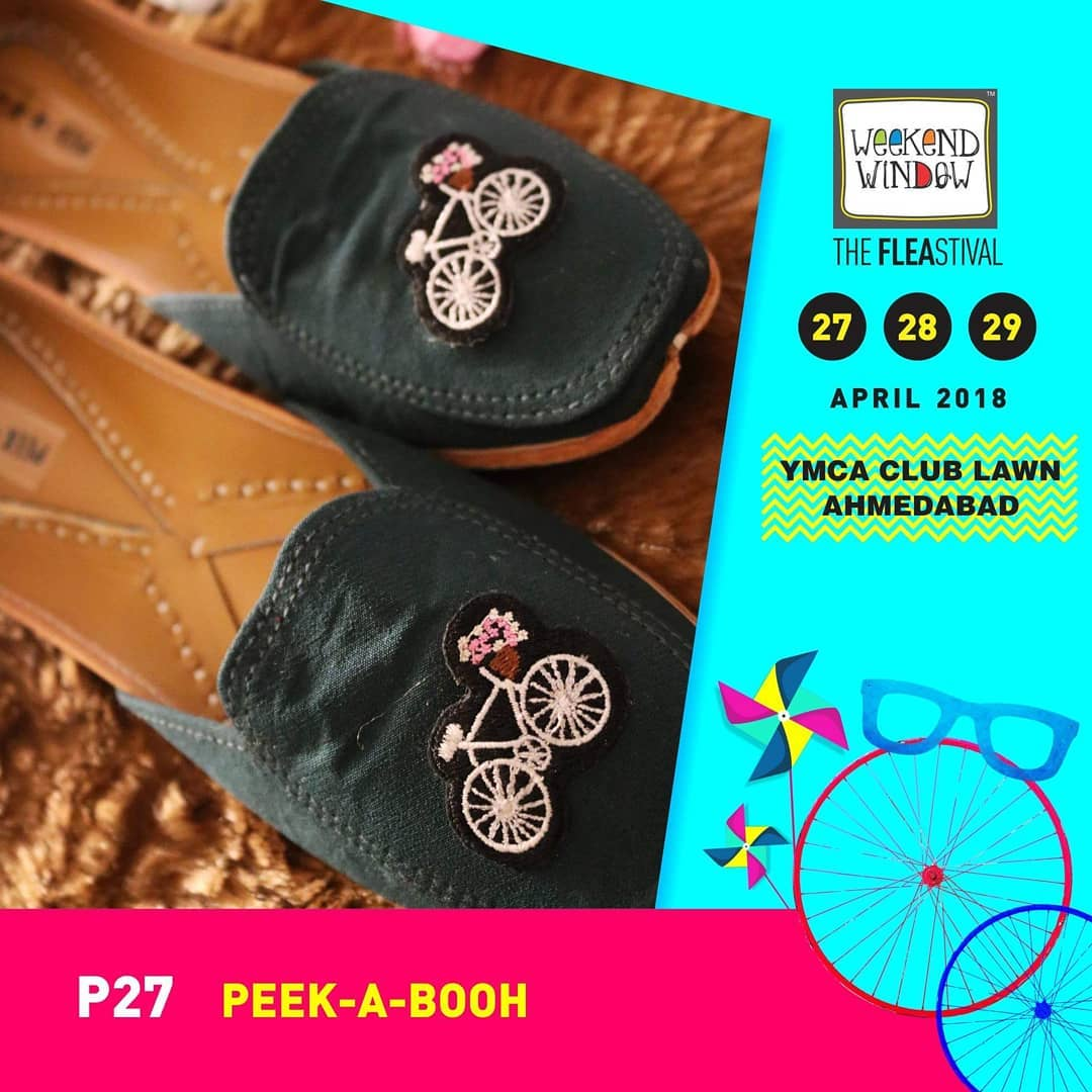 @peek.a.booh #wefoundyou is a designer leather footwear brand with an evolutionary taste forecasting the modern fashion trend.  Shop from them only at @weekendwindow , Summer Edition 27-28-29 April, YMCA Club Lawn, 4 PM Onwards  #weekendwindow #ww13 #summer #comfortwear #handmade #footwear #fashionmusthaves #weekendwindow #fleamarket #happyshopping