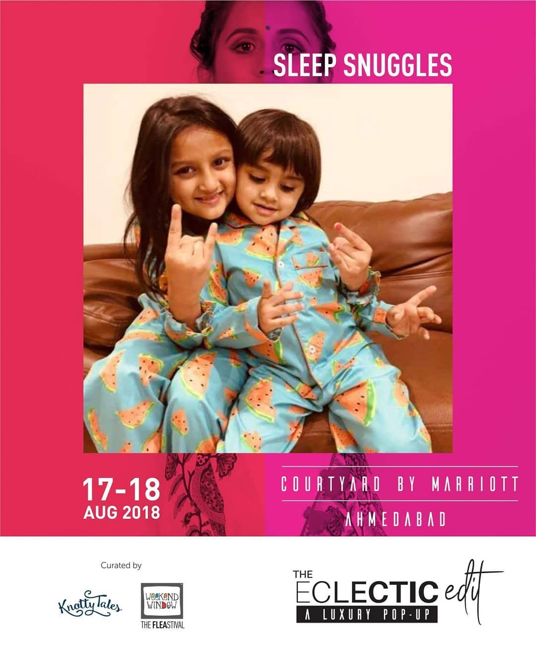 @sleepsnuggles  is a fine range of chic and snug sleepwear for women. Custom made to your fitting and preference.  Stop wearing that tattered old T-shirt to bed & explore their curated list of nightwear essentials at The Eclectic Edit - Season 3 curated by @knottytales_kt & @weekendwindow .  #newprints #sleepwear #cotton #comfy #mypajamaisbetterthanyours #pajamas #jamie #nightwear #rakhigift #personalise #sleepsnuggles #theeclecticedit #knottytales #weekendwindow #popup