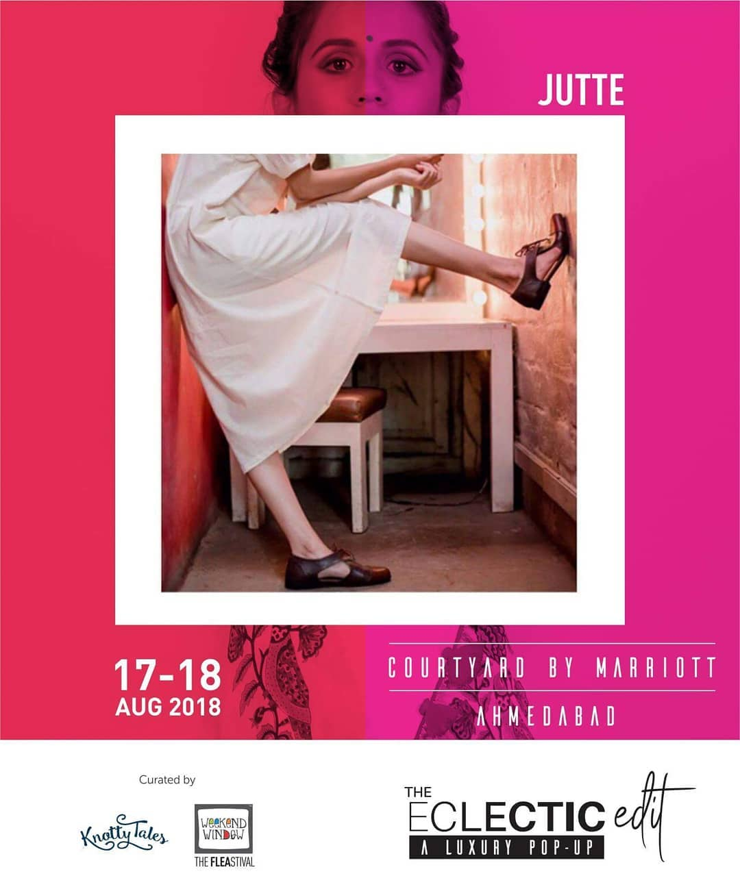 Shoes make an outfit. You can throw on a crazy shirt and crazy pants but you add those shoes by @jutte_thelabel and its done.  Showcasing 65+ designers this 17th-18th August at The Eclectic Edit - Season 3 curated by @knottytales_kt & @weekendwindow  at Courtyard by Marriott Ahmedabad.  #Juttethelabel #Handcraftedleather #Shoedesignerinahmedabad #shoedesigner #leathershoes #handcraftedluxury #mensshoesinahmedabad #ownanjutte #theeclecticedit3 #knottytales #weekendwindow #aluxuypopup