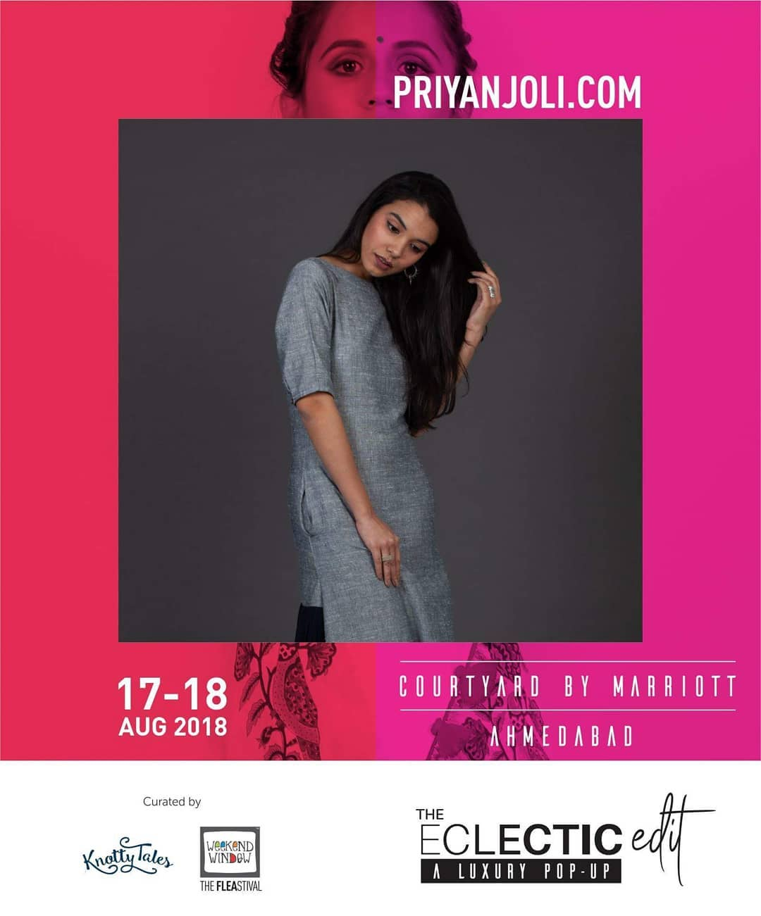 @priyanjoli as a brand believes strongly in the beauty of handmade. Inspired by the rich textile heritage of India, they have collaborated with clusters of weavers and artisans to create exclusive designs and texture.  The clothing line seeks to bridge the gap between our traditional techniques and the constant evolution of modern fashion.They developed an understanding of what people want to wear and the Chennai Studio houses our core design team as well as master tailors who crafts our design sketches into reality.  #priyanjoli #sustianablefashion #ethicallysourced #slowfashion #chooseyourlocaldesigner #beyourself #women  #sistersquad #wivesandmothers #mothersanddaughters #loversandfriends #everydaywear #knottytales #weekendwindow #theeclecticedit