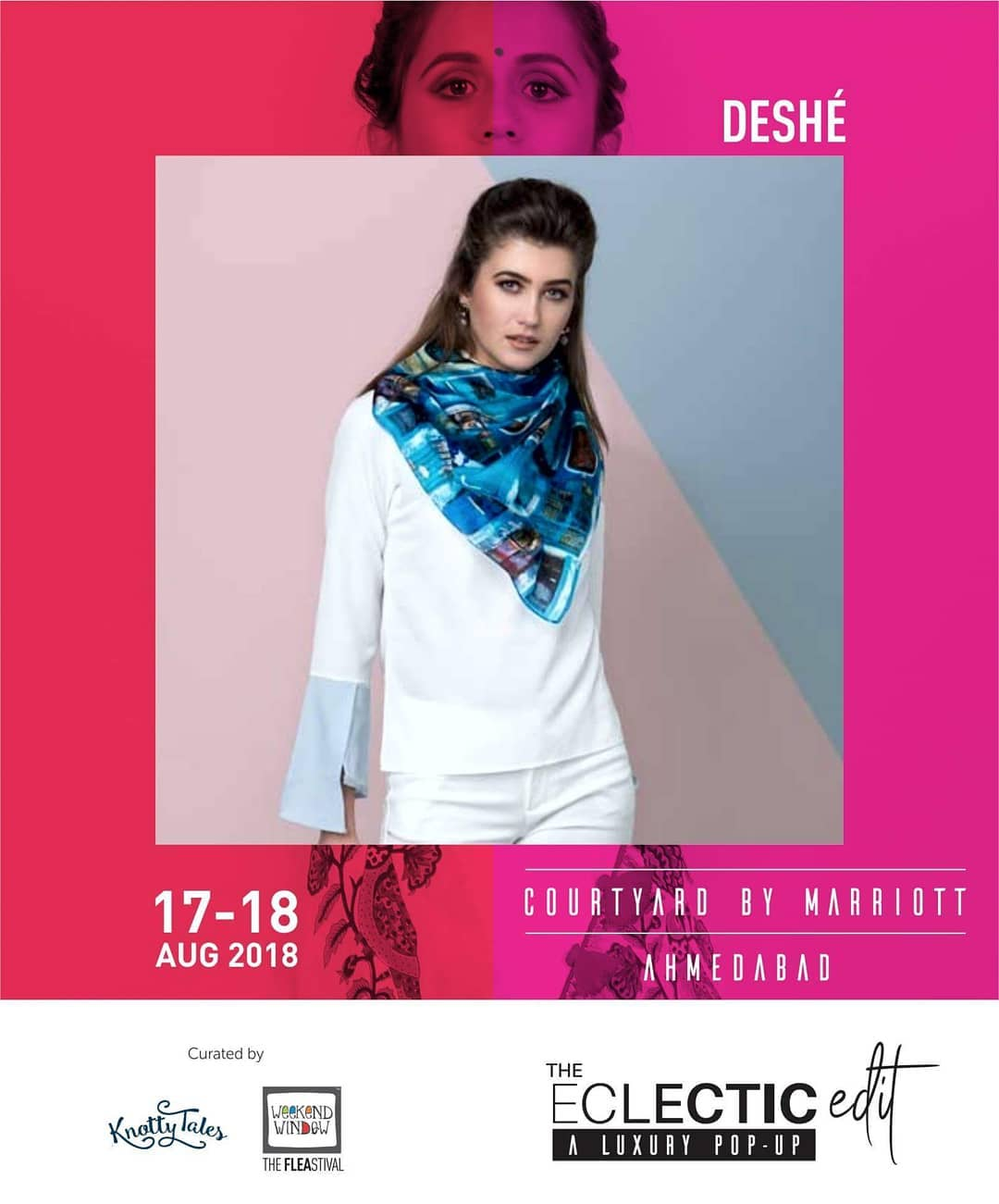 @thedeshestore scarves are inspired by European architectural, natural sceneries and abstract art. Each and every design has been hand painted by our Australian designer and then converted into digital prints.  @thedeshestore has a wide range scarves of different materials like - pure silk, cotton silk fusion, cotton modal, fine wool, silk wool and more! Each scarf design has a story, to explore more visitors  #indiafashionstore #ahmedabadstyle #indianboutique #scarvesfashion #scarves #designerscarves #pinkscarves #followforfollow #followme #boutiquefashion #followfashion #followboutique #ahmedabadfashion #ahmedabadfashionblogger #ahmedabadboutique #IndiaBoutique #indianfashion #instalike #boutiquelove #ahmedabaddiaries #deshestore #boutique #ahmedabad_instagram #ahmedabadblogger #ootdinspiration